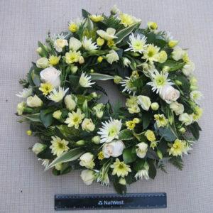 Classic Round Wreath